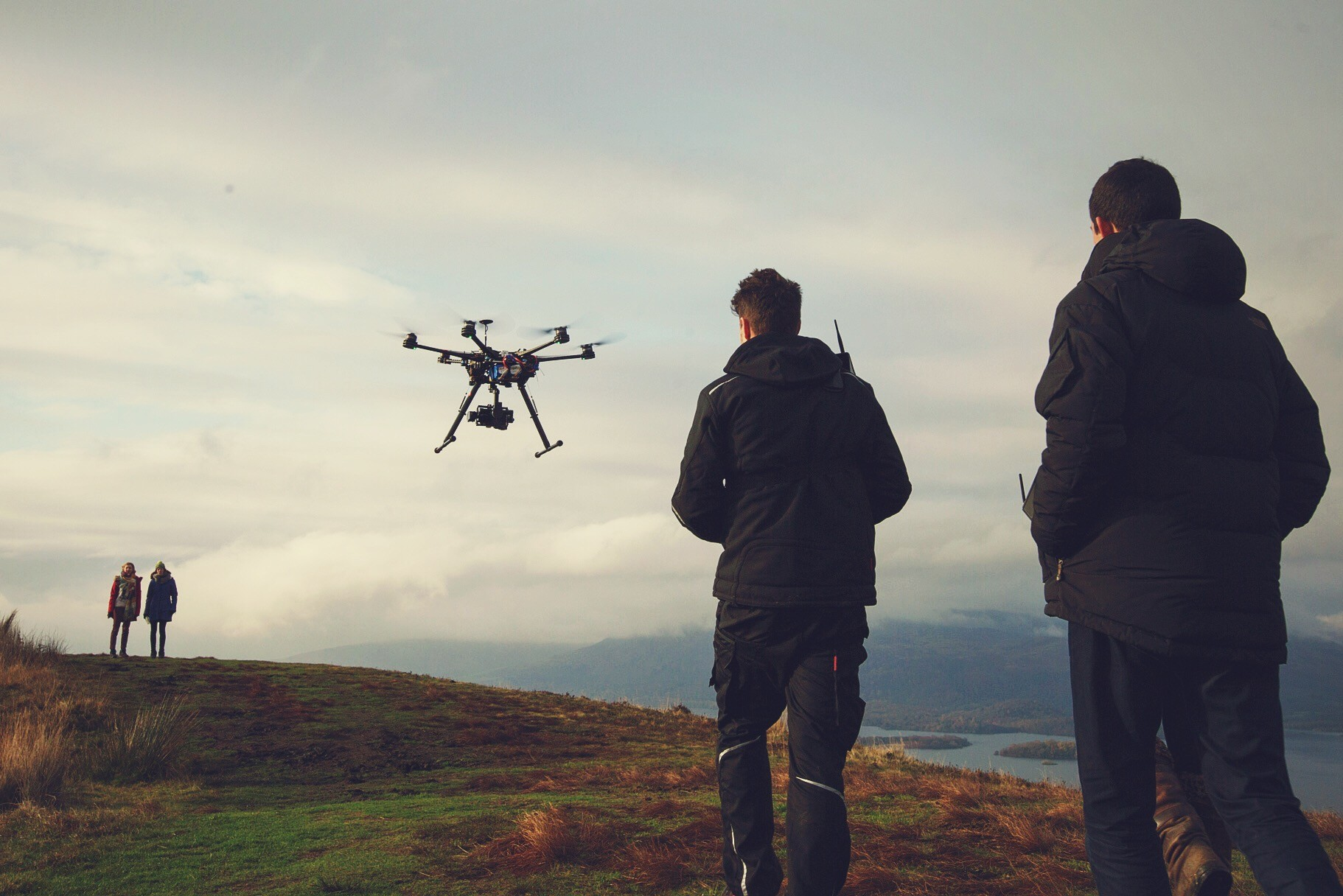 drone kullanımı